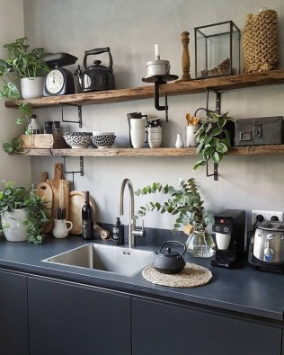 Pretty Kitchen Design Ideas That You Can Try In Your Home 18