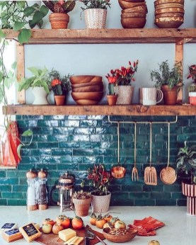 Pretty Kitchen Design Ideas That You Can Try In Your Home 24