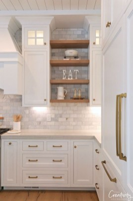 Pretty Kitchen Design Ideas That You Can Try In Your Home 36
