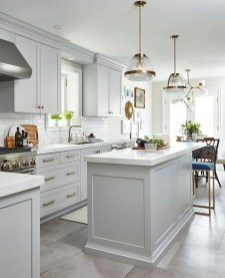 Pretty Kitchen Design Ideas That You Can Try In Your Home 38