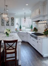 Pretty Kitchen Design Ideas That You Can Try In Your Home 53