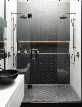 Relaxing Master Bathroom Shower Remodel Ideas 07