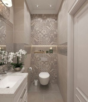 Relaxing Master Bathroom Shower Remodel Ideas 38
