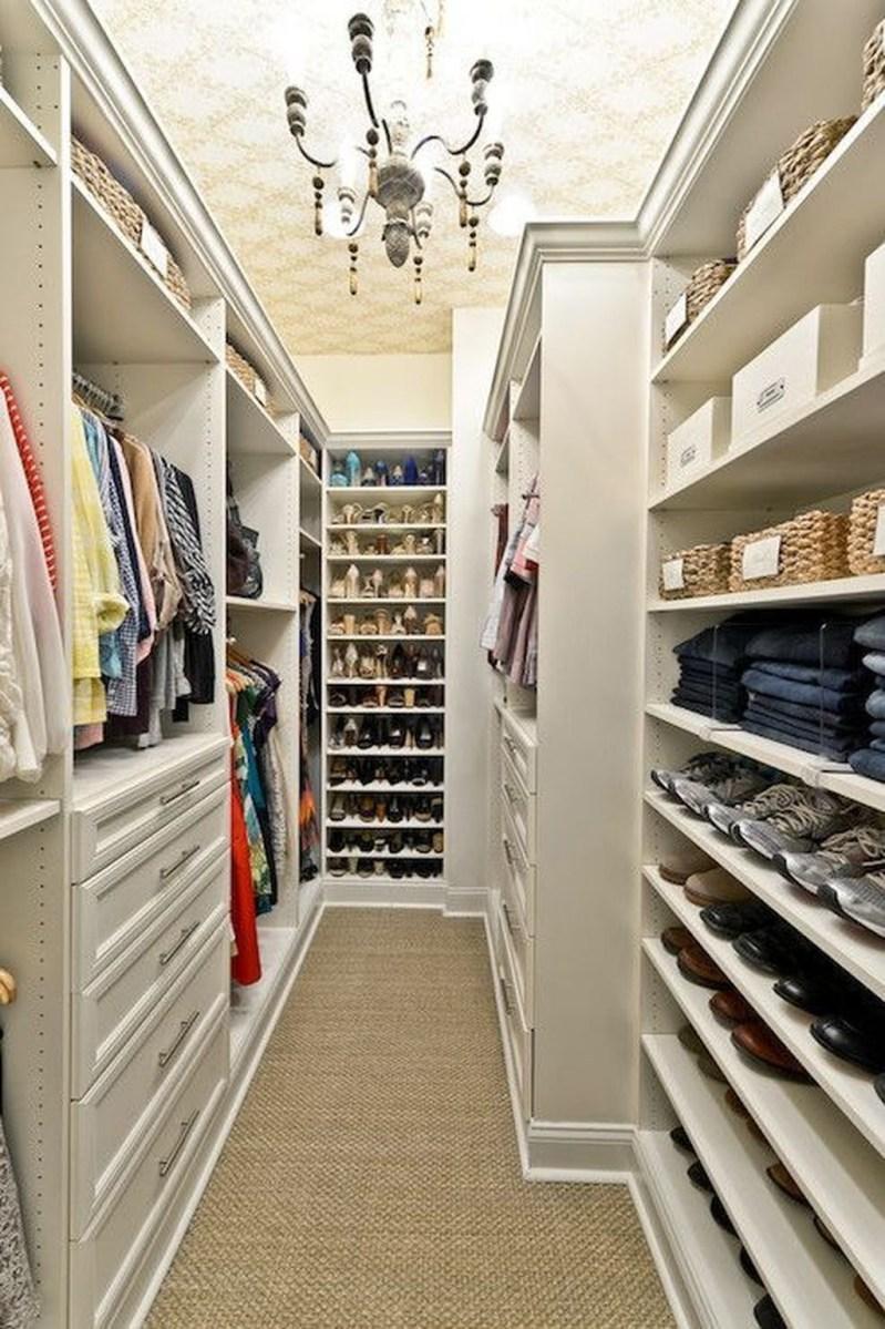 Simple Custom Closet Design Ideas For Your Home 01
