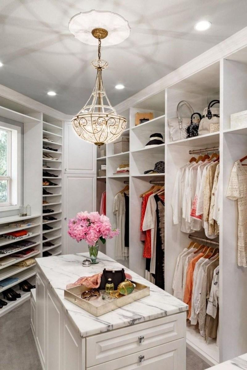 Simple Custom Closet Design Ideas For Your Home 13