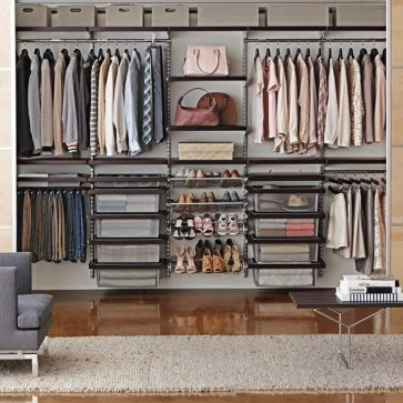 Simple Custom Closet Design Ideas For Your Home 16
