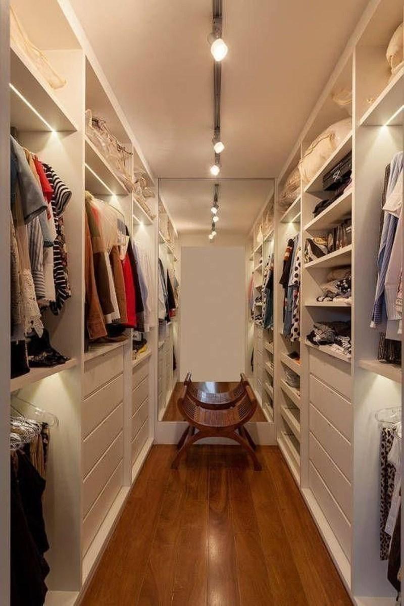 Simple Custom Closet Design Ideas For Your Home 31