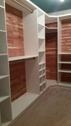 Simple Custom Closet Design Ideas For Your Home 38