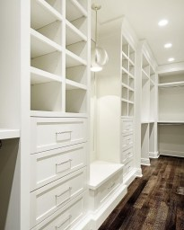 Simple Custom Closet Design Ideas For Your Home 48