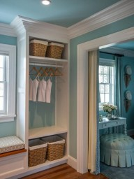 Simple Custom Closet Design Ideas For Your Home 49