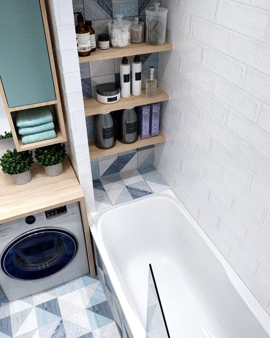 Splendid Small Bathroom Remodel Ideas For You 48