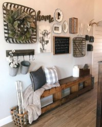 Superb Farmhouse Wall Decor Ideas For You 17
