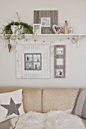 Superb Farmhouse Wall Decor Ideas For You 21