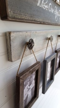 Superb Farmhouse Wall Decor Ideas For You 27