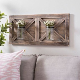 Superb Farmhouse Wall Decor Ideas For You 36