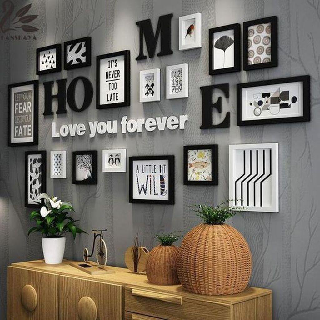 Superb Farmhouse Wall Decor Ideas For You 52