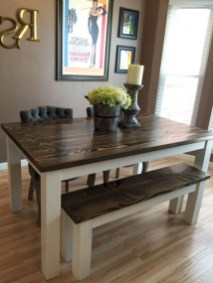 Trendy Dining Table Design Ideas That Looks Amazing 31