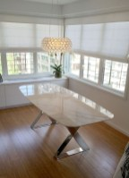 Trendy Dining Table Design Ideas That Looks Amazing 40