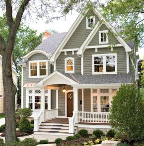 Unordinary Exterior House Trends Ideas For You 32