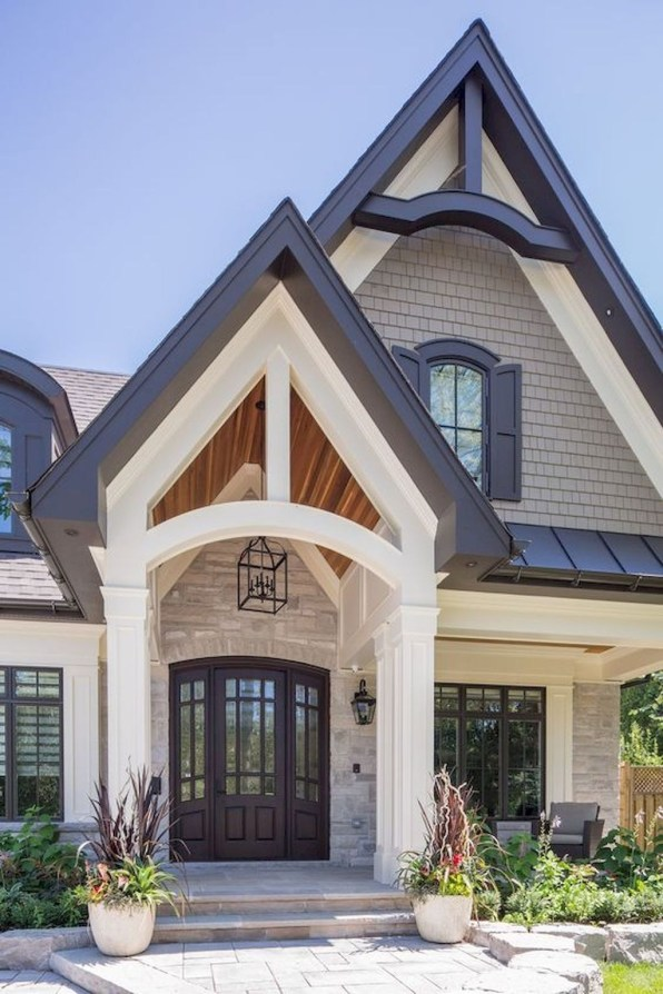 Unordinary Exterior House Trends Ideas For You 36