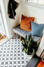 Unusual Diy Painted Tile Floor Ideas With Stencils That Anyone Can Do 13