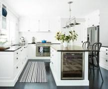 Unusual White Kitchen Design Ideas To Try 02