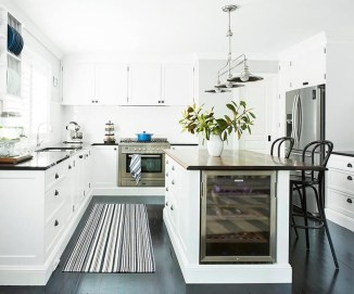 Unusual White Kitchen Design Ideas To Try 02