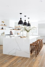 Unusual White Kitchen Design Ideas To Try 03