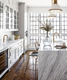 Unusual White Kitchen Design Ideas To Try 04