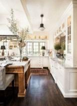 Unusual White Kitchen Design Ideas To Try 18