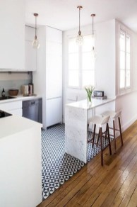Unusual White Kitchen Design Ideas To Try 28