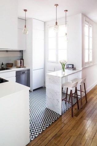 Unusual White Kitchen Design Ideas To Try 28