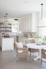 Unusual White Kitchen Design Ideas To Try 37