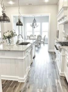 Unusual White Kitchen Design Ideas To Try 40