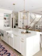 Unusual White Kitchen Design Ideas To Try 45