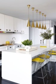 Unusual White Kitchen Design Ideas To Try 49