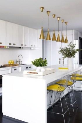 Unusual White Kitchen Design Ideas To Try 49