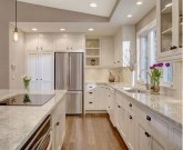 Unusual White Kitchen Design Ideas To Try 56