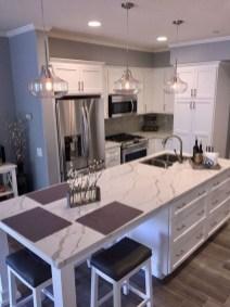 Unusual White Kitchen Design Ideas To Try 59