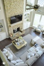 Attractive Small Living Room Decor Ideas With Perfect Lighting 21