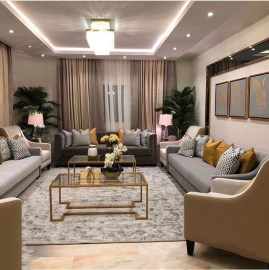 Attractive Small Living Room Decor Ideas With Perfect Lighting 33