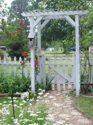 Best Diy Fences And Gates Design Ideas To Showcase Your Yard 47
