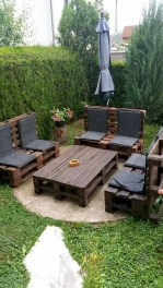 Casual Diy Pallet Furniture Ideas You Can Build By Yourself 22