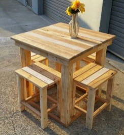 Casual Diy Pallet Furniture Ideas You Can Build By Yourself 46