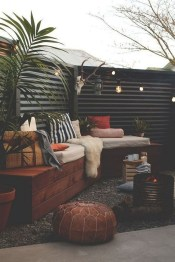 Classy Backyard Makeovers Ideas On A Budget To Try 28