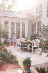 Classy Backyard Makeovers Ideas On A Budget To Try 51