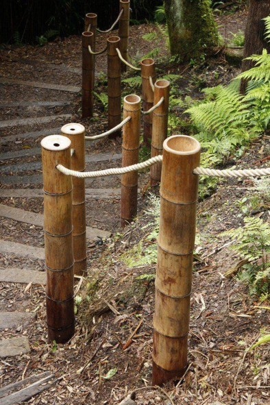 Dreamy Bamboo Fence Ideas For Small Houses To Try 08