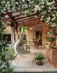 Elegant Backyard Patio Design Ideas For Your Garden 19