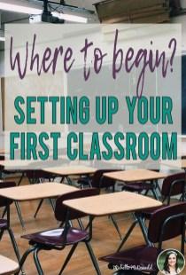 Elegant Classroom Design Ideas For Back To School 14