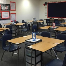 Elegant Classroom Design Ideas For Back To School 35